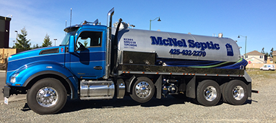About McNel Septic Service